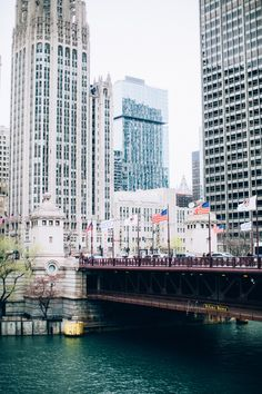 Walking the river #chicago // photo by stoffer photography
