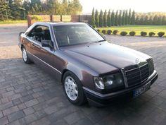MERCEDES 124 coupe 91 r 2.3 b  z Niemiec 40 zdjęć