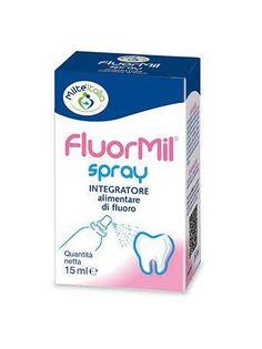 Prezzi e Sconti: #Milte italy fluormil spray dietary supplement  ad Euro 7.77 in #Milte italia spa #Food supplements