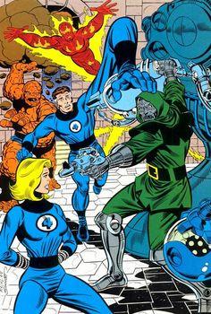 Fantastic Four: Marvel Fanfare # 41 ®