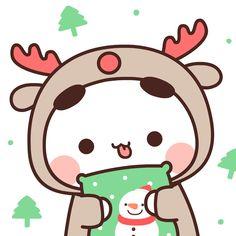 Cute Desktop Wallpaper, Chibi Wallpaper, Bear Wallpaper, Cute Disney Wallpaper, Cute Cartoon Wallpapers, Cute Couple Cartoon, Cute Cartoon Pictures, Cute Images, Chibi Cat