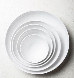 UNC - Urban nomad Bowl - White - diameter 14 x 8,3 cm