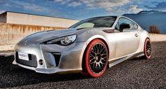Marangoni Introduces Toyota GT86-R Eco Explorer Running On Ammonia