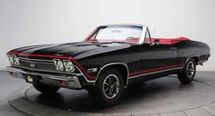 1968 Chevy Chevelle SS Convertible