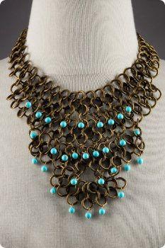 Vizcaya Necklace  $84.95
