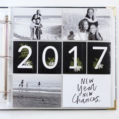 2017 Project Life Plans + Title Page