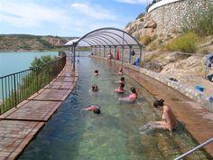 Negratin Hot Spring @ Baza Lakes - Spain