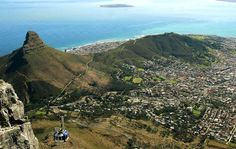 Cape Town rated top destination for 2014 - Times LIVE Africa Destinations, Holiday Destinations, Table Mountain Cape Town, Cities In Africa, Cape Town South Africa, Most Beautiful Cities, Best Cities, The Guardian, Places To See