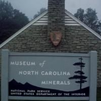 Museum of North Carolina Minerals ... right off the Blue Ridge Parkway at MP 331... amazing variety of gems and minerals from NC.