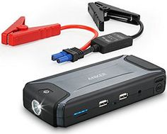 Rick's Daily Pick: Anker Compact Car Jump Starter and Portable Charger Power Bank