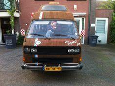 THE TAP FAN VW T3 rat look van Harry kraan made by www.ratlooks.nl