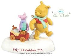 Baby's First Christmas 2012