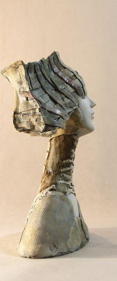 ImagoArtDesign by ImagoArtDesign Sculpture Clay, Abstract Sculpture, Hip Workout, Art Object, Clay Art, Ceramic Art, Art Dolls, Artisan, Etsy Seller