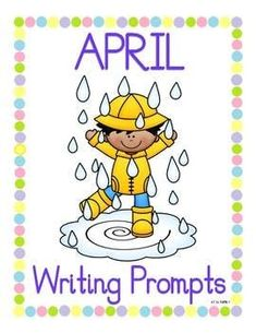 Here are 20 fun and creative writing prompts for April. Provided in 3 different layouts to meet all of your students learning needs! This package includes writing prompts that are themed for April and some that can be used all year long! Teaching Kindergarten, Student Learning, Elementary Schools, Elementary Teacher, Creative Writing Prompts, Classroom Setting, Learning Activities, Teacher Resources, Language