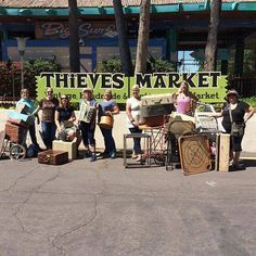 Enter Thieves Market