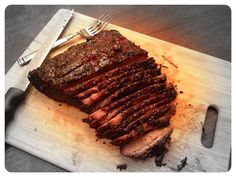 Better Than Sex Brisket Recipe | Grill Grrrl Blog: Grill Girl, Healthy Grilling Recipes, Tailgating Recipes, Paleo Recipes We raise and market Montana beef directly to you. http://www.hollenbeckag.com/