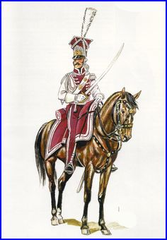 chevau légers de Berg (allemands) Empire, Kingdom Of Naples, German Uniforms, Military Uniforms, War Of 1812, Military Figures, Arm Armor, Napoleonic Wars, Modern Warfare