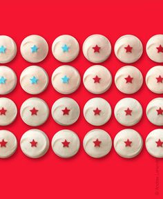 Independence Day 4TH OF JULY Box, Sprinkles Cupcakes