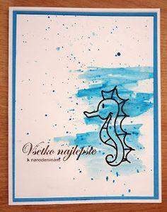 Kika's Designs : Seahorse