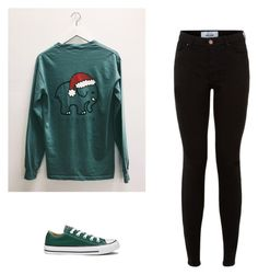"""""""Untitled #508"""" by danieledepaula on Polyvore featuring Converse"""