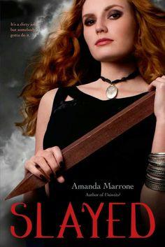 """""""Slayed""""  ***  Amanda Marrone  (2010)"""