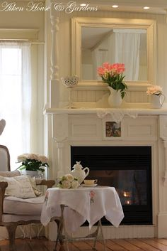 So pretty would be great in a victorian old house in the country