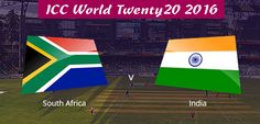 After the convincing Victory by the Men in Blue India against West indies Now takes on the South Africa in the Thirteenth Warm up Match of the ICC twenty20 world cup 2016. This India vs South Africa Warm up Match of T20 world cup is schedule to played at Wankhede Stadium, Mumbai. This IND vs