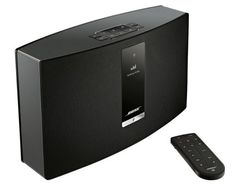 Bose SoundTouch 20 Series II Wi-Fi Music System: Is Internet radio a staple in your home? The Bose SoundTouch 20 Series II makes your favorite online radio stations available at the press of a button.