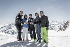 Prominente Skiguides bei Wein am Berg - dem Gourmet- & Weinevent in Sölden, Tirol Berg, Winter Jackets, Gourmet, Master Chef, Winter Coats