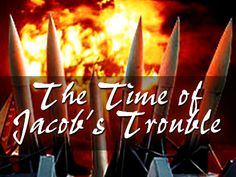 """We call it the Great Tribulation, but the bible refers to it as the 'time of Jacob's trouble'. Join us as we look at this, the Rapture of the Church, the current rocket war in Israel, and how we should be living in these end days.    With radio host and bible teacher Geoffrey Grider, editor-in-chief of Now The End Begins    """"Alas! for that day is great, so that none is like it: it is even the time of Jacob's trouble; but he shall be saved out of it."""" Jeremiah 30:7"""