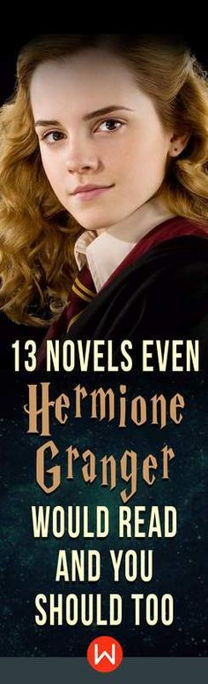 Hermione approved novels