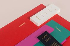 """Check out this @Behance project: """"Cienne"""" https://www.behance.net/gallery/56224323/Cienne"""
