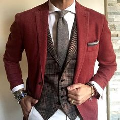 men suits modern -- Click visit link for more details Suit Fashion, Look Fashion, Mens Fashion, Mode Masculine, Sharp Dressed Man, Well Dressed Men, Mode Costume, Style Masculin, Business Mode