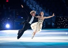 "Meryl & Charlie skating to Tchaikovskys ""Waltz of the Flowers"" (from ""The Nutcracker"")"
