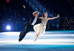 "Meryl & Charlie skating to Tchaikovskys ""Waltz of the Flowers"" (from ""The Nutcracker"")"