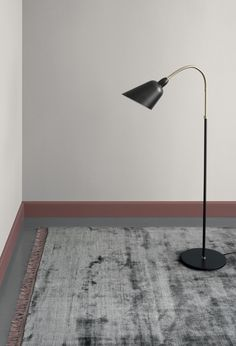 linie_design_dywan_Almeria midnight IN 2500 Nordic Design, Scandinavian Design, Desk Lamp, Table Lamp, Minimalist Rugs, Mad About The House, Nordic Living, Modern Style Homes, Danish Design