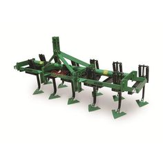 15 Tines Vertical Springs Cultivator  With Roller