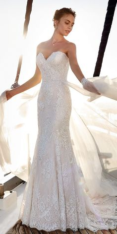 aa3997334fa Marvelous Tulle   Lace Sweetheart Neckline 2 In 1 Wedding Dress With Lace  Appliques   Beadings