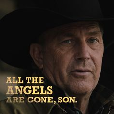 """Yellowstone on Instagram: """"There's only devils left. #YellowstoneTV"""" Yellowstone Series, Montana Ranch, Ensemble Cast, Cowboy Up, Kevin Costner, Perfect Word, We Movie, Handsome Actors, Mans World"""