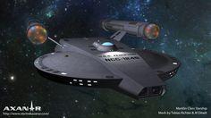 The USS Xenophon | Star Trek: Axanar – Axanar Productions