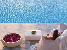 Paros Island Yria Island Boutique Hotel & Spa Greece, Europe Located in Parikia, Yria Island Boutique Hotel & Spa is a perfect starting point from which to explore Paros Island. Offering a variety of facilities and services, the hotel provides all you need for a good night's sleep. Facilities like free Wi-Fi in all rooms, chapel, daily housekeeping, fax machine, gift/souvenir shop are readily available for you to enjoy. Designed for comfort, selected guestrooms offer televisio...