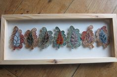 Small things - Jackie Cardy textiles