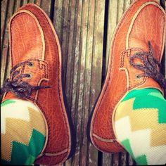 Clarks Originals Oberon Bresciani socks