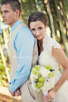 Wedding Photography {bride and groom}