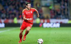 Download wallpapers Gareth Bale, football, Wales, football stars, the football match