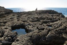The Azure Window to the Soul