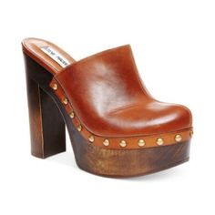 Steve Madden Vintage Heel These shoes are awesome but a little big for me  My loss is your gain! Vintage looking and very comfortable Steve Madden Shoes