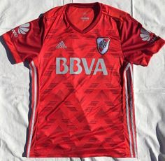 new kit 2017-18 river plate adidas Football Soccer 2b6bcdc82