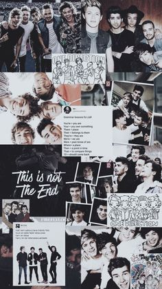 One Direction ♥ One Direction Collage, Four One Direction, One Direction Background, One Direction Lockscreen, One Direction Images, One Direction Lyrics, One Direction Humor, One Direction Wallpaper Iphone, 5sos Lyrics