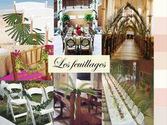 decoration chaise bancs d'eglise  mariage composition florale feuillage…